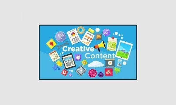 Kreative Inhalte - Gestaltung