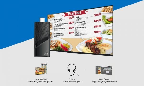 Small Business Digital Signage Package