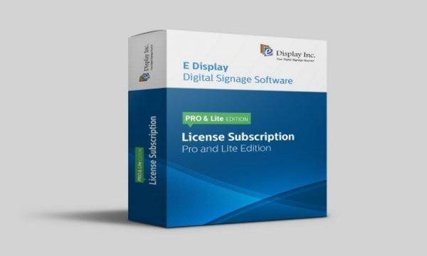 License Subscription
