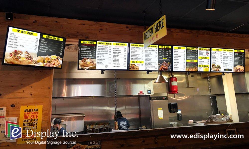 Dickey's Barbecue Pit Digital Menus