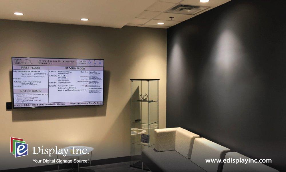 Digital Building Directory